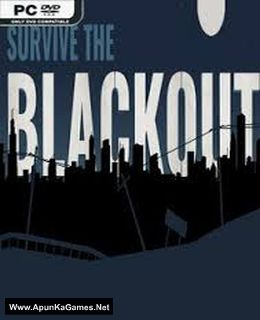 Survive the Blackout Cover, Poster, Full Version, PC Game, Download Free