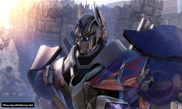 Transformers Rise of the Dark Spark Screenshot 3, Full Version, PC Game, Download Free