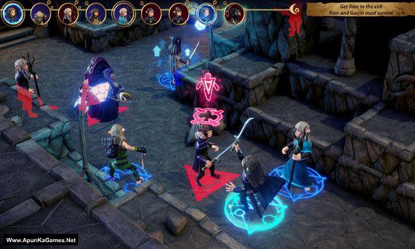 The Dark Crystal: Age of Resistance Tactics Screenshot 2, Full Version, PC Game, Download Free