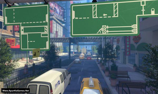 The Pedestrian Screenshot 1, Full Version, PC Game, Download Free