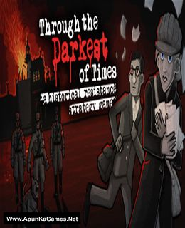 Through the Darkest of Times Cover, Poster, Full Version, PC Game, Download Free