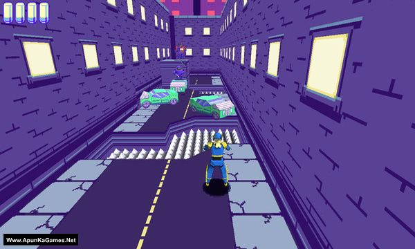 Thunder Kid II: Null Mission Screenshot 1, Full Version, PC Game, Download Free