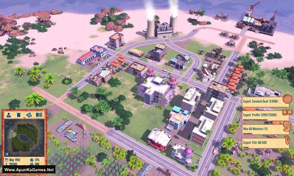 Tropico 4 Complete DLC Screenshot 2, Full Version, PC Game, Download Free