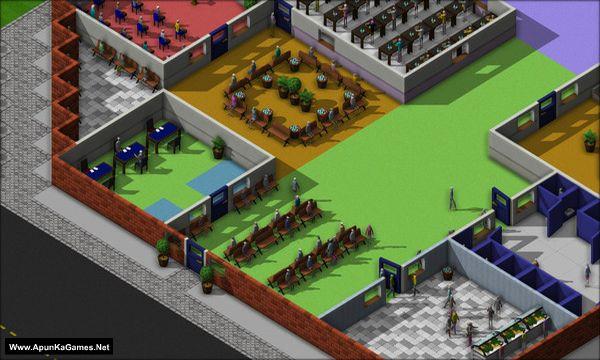 UniverCity Screenshot 1, Full Version, PC Game, Download Free