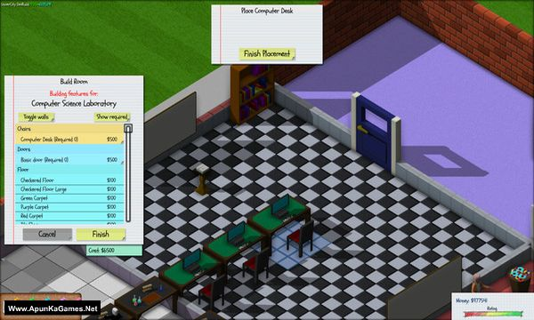 UniverCity Screenshot 3, Full Version, PC Game, Download Free