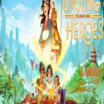 Unsung Heroes: The Golden Mask
