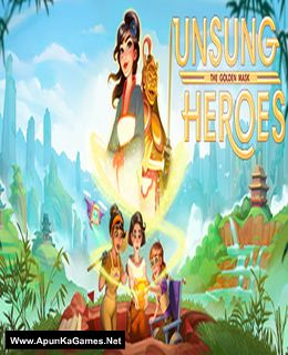 Unsung Heroes: The Golden Mask Cover, Poster, Full Version, PC Game, Download Free