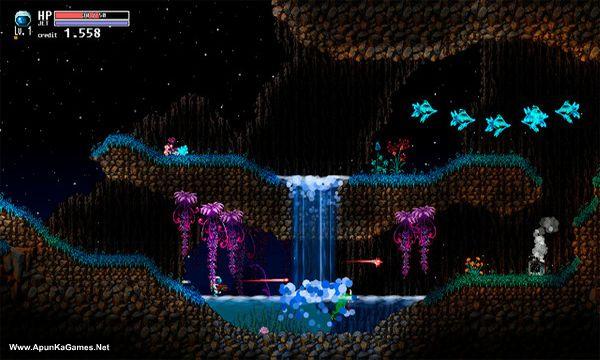Willy Jetman: Astromonkey's Revenge Screenshot 3, Full Version, PC Game, Download Free