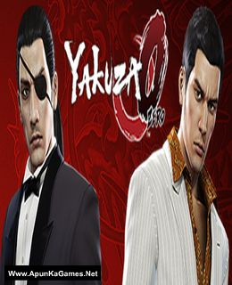 Yakuza 0 Cover, Poster, Full Version, PC Game, Download Free