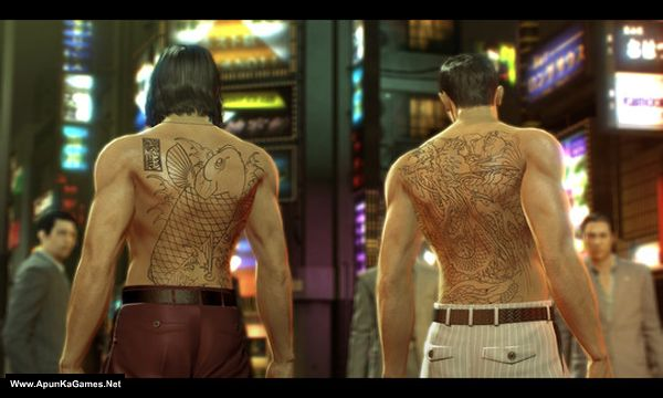 Yakuza 0 Screenshot 1, Full Version, PC Game, Download Free