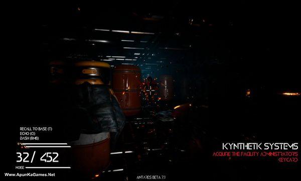 Antares Screenshot 3, Full Version, PC Game, Download Free