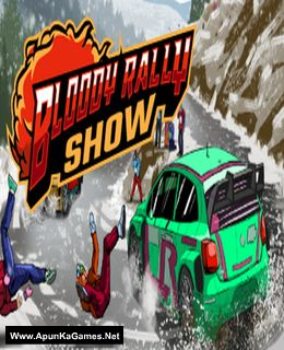 Bloody Rally Show Cover, Poster, Full Version, PC Game, Download Free