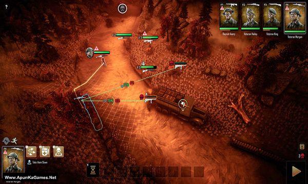 Broken Lines Screenshot 1, Full Version, PC Game, Download Free