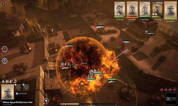 Broken Lines Screenshot 2, Full Version, PC Game, Download Free