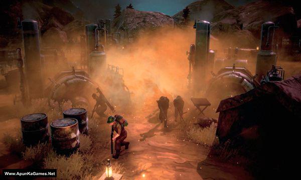 Broken Lines Screenshot 3, Full Version, PC Game, Download Free