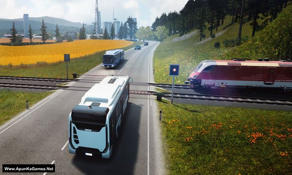 Bus Simulator 18 Screenshot 1, Full Version, PC Game, Download Free