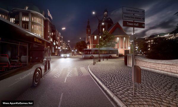 Bus Simulator 18 Screenshot 2, Full Version, PC Game, Download Free