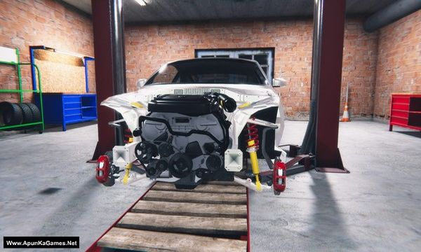 Car Tune: Project Screenshot 1, Full Version, PC Game, Download Free