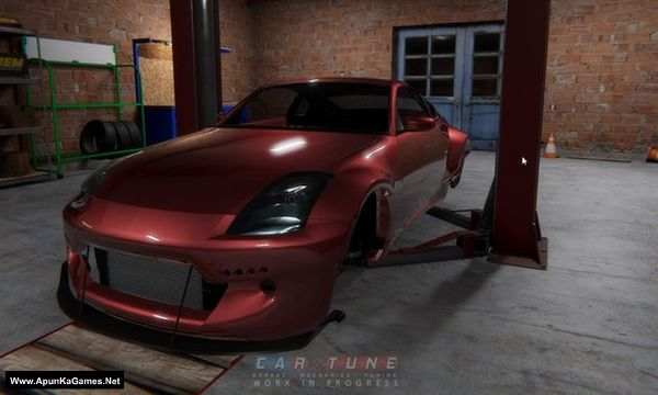 Car Tune: Project Screenshot 2, Full Version, PC Game, Download Free
