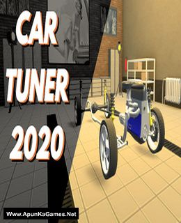 Car Tuner 2020 Cover, Poster, Full Version, PC Game, Download Free