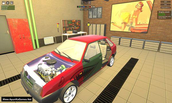 Car Tuner 2020 Screenshot 2, Full Version, PC Game, Download Free