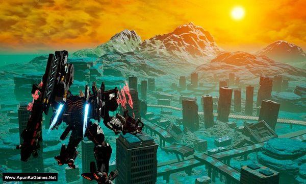 Daemon X Machina Screenshot 1, Full Version, PC Game, Download Free