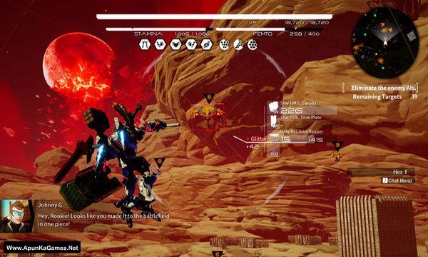 Daemon X Machina Screenshot 2, Full Version, PC Game, Download Free