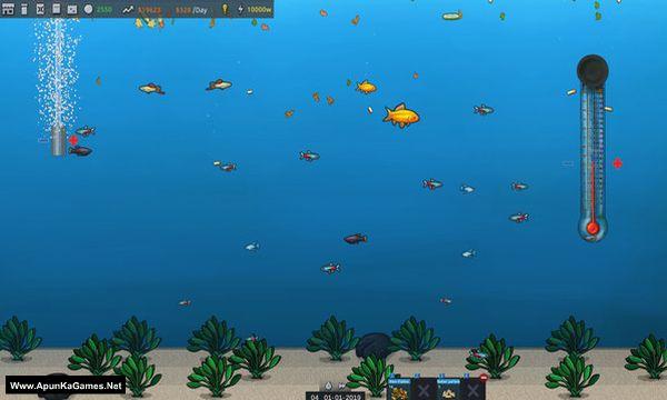 Fish Simulator Aquarium Manager Screenshot 1, Full Version, PC Game, Download Free