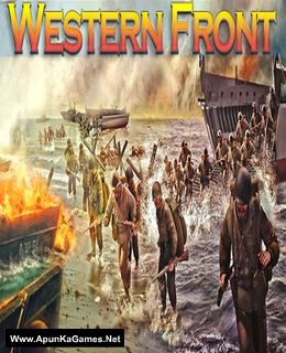 Frontline Western Front Cover, Poster, Full Version, PC Game, Download Free