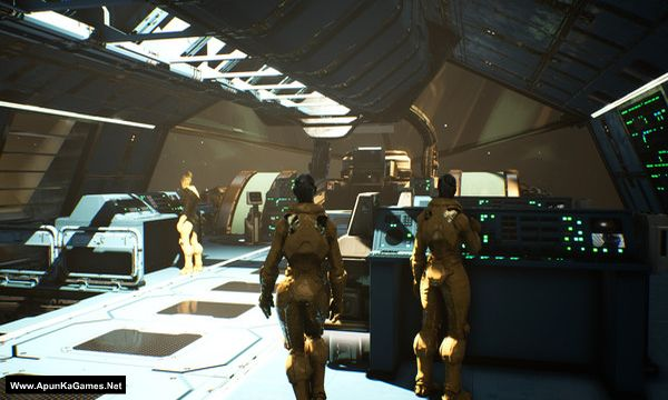 Genesis Alpha One Deluxe Edition Screenshot 2, Full Version, PC Game, Download Free