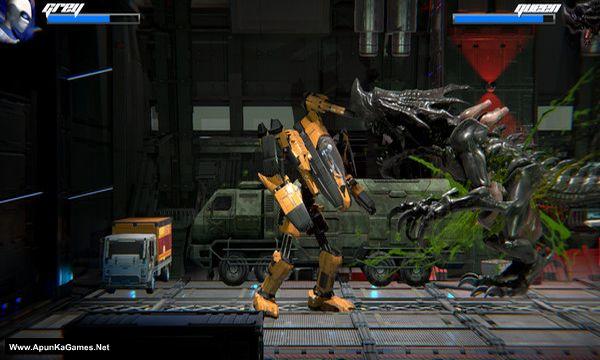 Grey: An Alien Dream Screenshot 2, Full Version, PC Game, Download Free