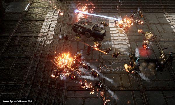 KillSquad Screenshot 3, Full Version, PC Game, Download Free