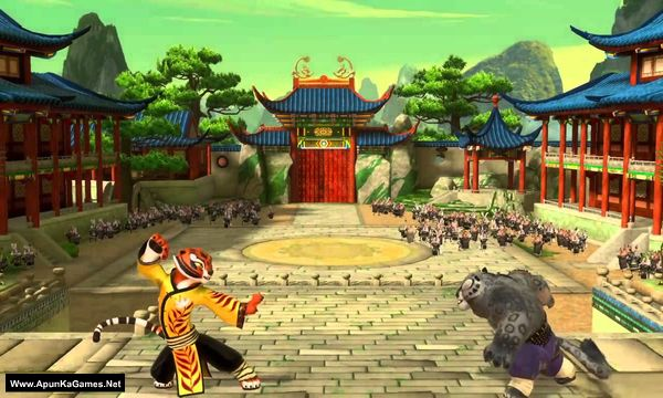 Kung Fu Panda: Showdown of Legendary Legends Screenshot 1, Full Version, PC Game, Download Free