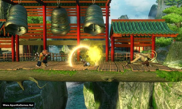 Kung Fu Panda: Showdown of Legendary Legends Screenshot 2, Full Version, PC Game, Download Free