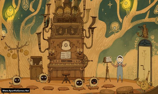LUNA The Shadow Dust Screenshot 1, Full Version, PC Game, Download Free
