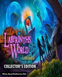 Labyrinths of the World: Lost Island Collector's Edition Cover, Poster, Full Version, PC Game, Download Free