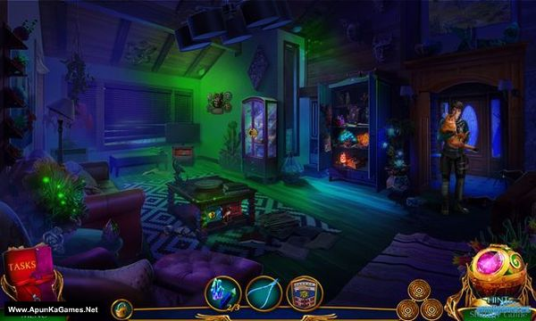 Labyrinths of the World: Lost Island Collector's Edition Screenshot 1, Full Version, PC Game, Download Free