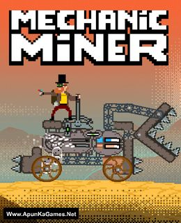Mechanic Miner Cover, Poster, Full Version, PC Game, Download Free