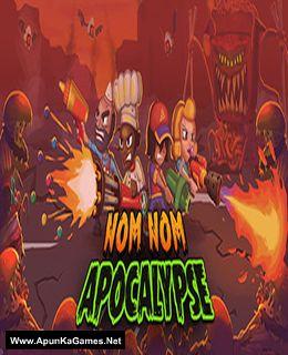 Nom Nom Apocalypse Cover, Poster, Full Version, PC Game, Download Free