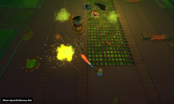 Nom Nom Apocalypse Screenshot 2, Full Version, PC Game, Download Free