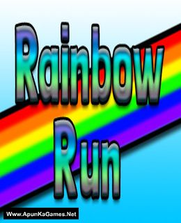 Rainbow Run Cover, Poster, Full Version, PC Game, Download Free