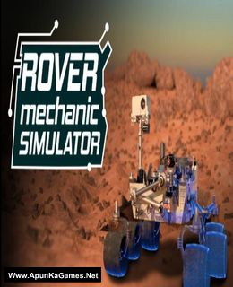 Rover Mechanic Simulator Cover, Poster, Full Version, PC Game, Download Free