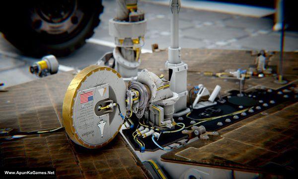 Rover Mechanic Simulator Screenshot 1, Full Version, PC Game, Download Free