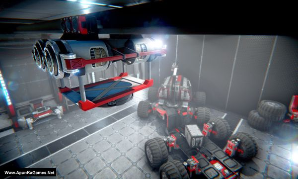 Rover Mechanic Simulator Screenshot 3, Full Version, PC Game, Download Free