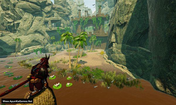 Shuriken and Aliens Screenshot 2, Full Version, PC Game, Download Free