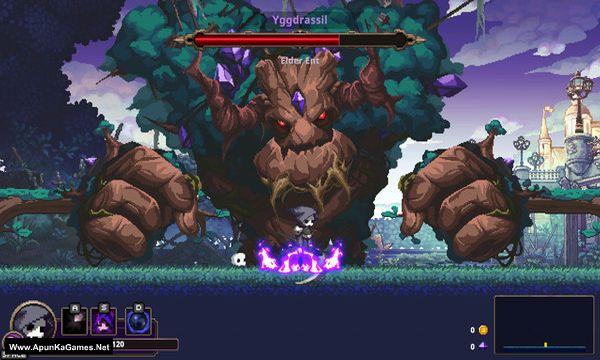 Skul: The Hero Slayer Screenshot 2, Full Version, PC Game, Download Free