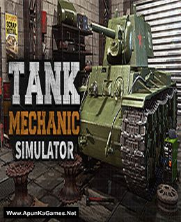 Tank Mechanic Simulator Cover, Poster, Full Version, PC Game, Download Free