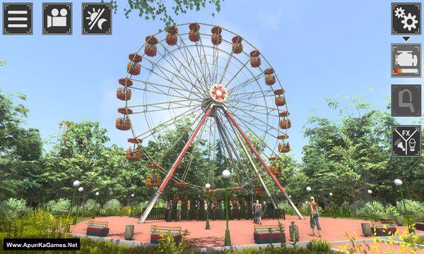 Theme Park Simulator Screenshot 1, Full Version, PC Game, Download Free