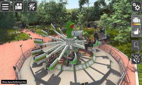 Theme Park Simulator Screenshot 3, Full Version, PC Game, Download Free