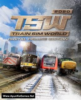 Train Sim World 2020 Cover, Poster, Full Version, PC Game, Download Free